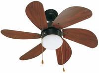 ventilateur luminaire pour plafond