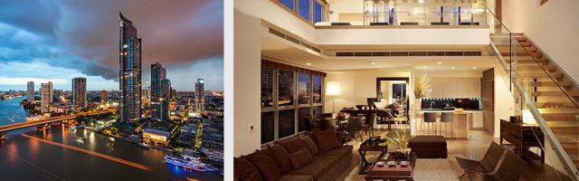 agence immobilière Thaïlande, appartement neuf Bangkok