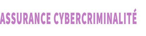 assurance cybercriminalité