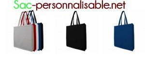 sac personnalisable
