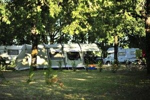 camping dans le Lot à Payrac