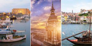voyager pas cher en Europe